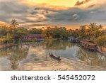 Back Waters, Kerala View
