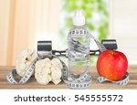fit. | Shutterstock . vector #545555572