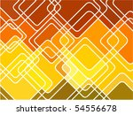 abstract geometric mosaic... | Shutterstock .eps vector #54556678