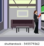 office day | Shutterstock .eps vector #545579362