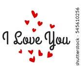 I Love You. The Inscription...