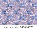 aloha hawaiian shirt seamless...   Shutterstock . vector #545664676