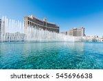 las vegas  nevada  usa  ...   Shutterstock . vector #545696638