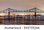 Bridge Jacques Cartier ...