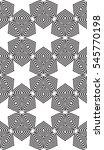 abstract vector seamless... | Shutterstock .eps vector #545770198