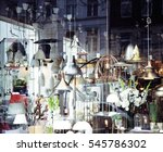 electric  light store.... | Shutterstock . vector #545786302