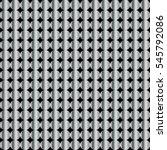 silver gradient circles ... | Shutterstock .eps vector #545792086