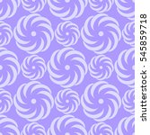 seamless creative hand drawn... | Shutterstock .eps vector #545859718
