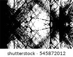 grunge black and white urban... | Shutterstock .eps vector #545872012