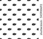 steak pattern. simple... | Shutterstock .eps vector #545900692