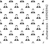 full male avatar pattern.... | Shutterstock .eps vector #545905942