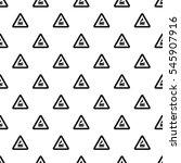 simple illustration of sign... | Shutterstock .eps vector #545907916