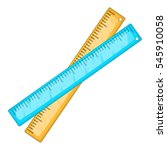 cartoon illustration of two...   Shutterstock .eps vector #545910058