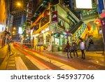 Hong Kong  China   December 10...
