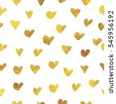 seamless pattern with hand draw ... | Shutterstock .eps vector #545956192