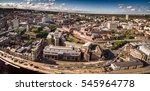 aerial view of newcastle... | Shutterstock . vector #545964778