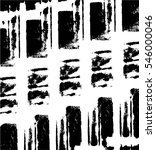 grunge black and white urban... | Shutterstock .eps vector #546000046