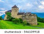 gutenberg castle in the... | Shutterstock . vector #546109918