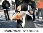 paris october 5  2016. details... | Shutterstock . vector #546208816