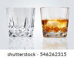 Two Perfect Glasses Of Whiskey...