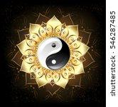 Yin Yang Symbol   Drawn In...