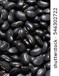 Heap Of Black Beans  Black...