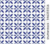 vector color pattern. geometric ... | Shutterstock .eps vector #546355516
