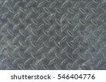 Small photo of Weathered treadplate background