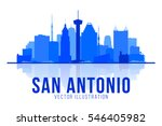 San Antonio Texas  United...