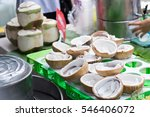 coconut shell | Shutterstock . vector #546406072