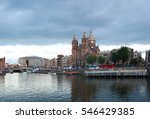 amsterdam  netherlands   sept... | Shutterstock . vector #546429385