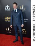 Small photo of BEVERLY HILLS, CA. November 6, 2016: Actor Edgar Ramirez at the 2016 Hollywood Film Awards at the Beverly Hilton Hotel.