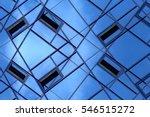 double exposure of glazed... | Shutterstock . vector #546515272
