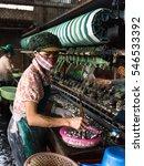 da lat  vietnam   january 29 ... | Shutterstock . vector #546533392