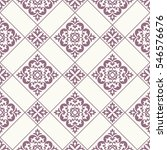 seamless vintage pattern for... | Shutterstock .eps vector #546576676