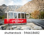 palm springs  ca  usa   ...   Shutterstock . vector #546618682