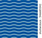 seamless abstract vector wave... | Shutterstock .eps vector #546685342