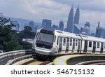 malaysia mrt  mass rapid...   Shutterstock . vector #546715132