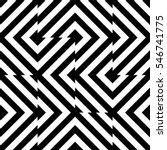 vector seamless pattern.... | Shutterstock .eps vector #546741775