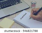 overtime additional working... | Shutterstock . vector #546821788