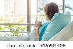 illness asia patient women and... | Shutterstock . vector #546904408
