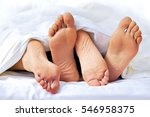 close up of the feet of a... | Shutterstock . vector #546958375
