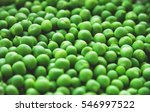 Peas Green Color Food...