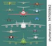 vector image of set of... | Shutterstock .eps vector #547005862