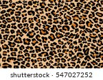 leopard pattern texture... | Shutterstock .eps vector #547027252