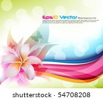 eps10 vector design | Shutterstock .eps vector #54708208