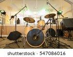 drum set | Shutterstock . vector #547086016