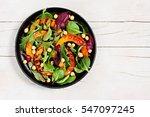 .roasted Pumpkin Salad With...