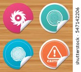round stickers or website... | Shutterstock .eps vector #547142206