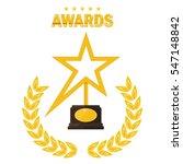 film award for the best film in ...   Shutterstock .eps vector #547148842